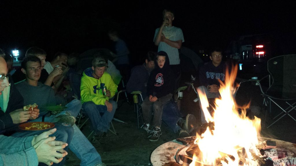 Holland PRC Men's Campout 2013