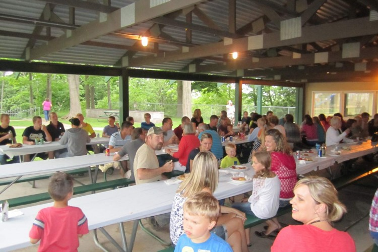 Church Picnic 2014 First PRC Holland 2