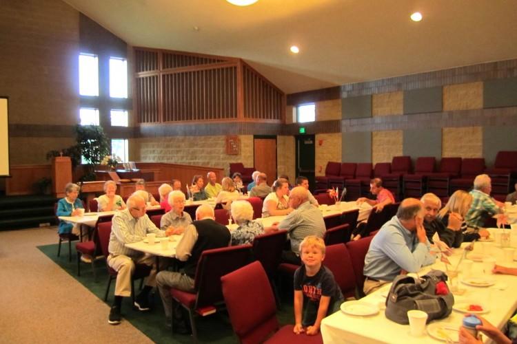 Witnessing Workshop 2014 First PRC Holland 1
