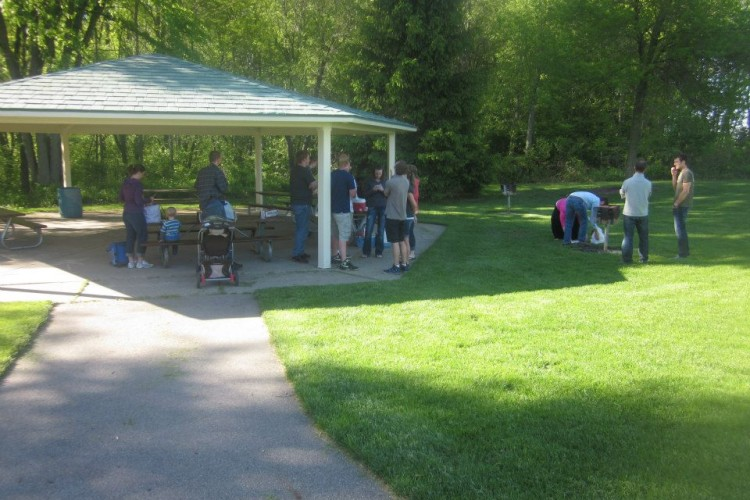 Young Adults Picnic 2014 First PRC Holland 1